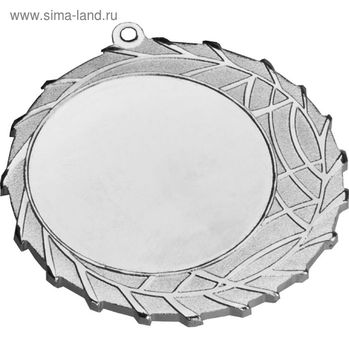 Медаль MMC7072/S, d=70 мм, место под эмблему 50 мм