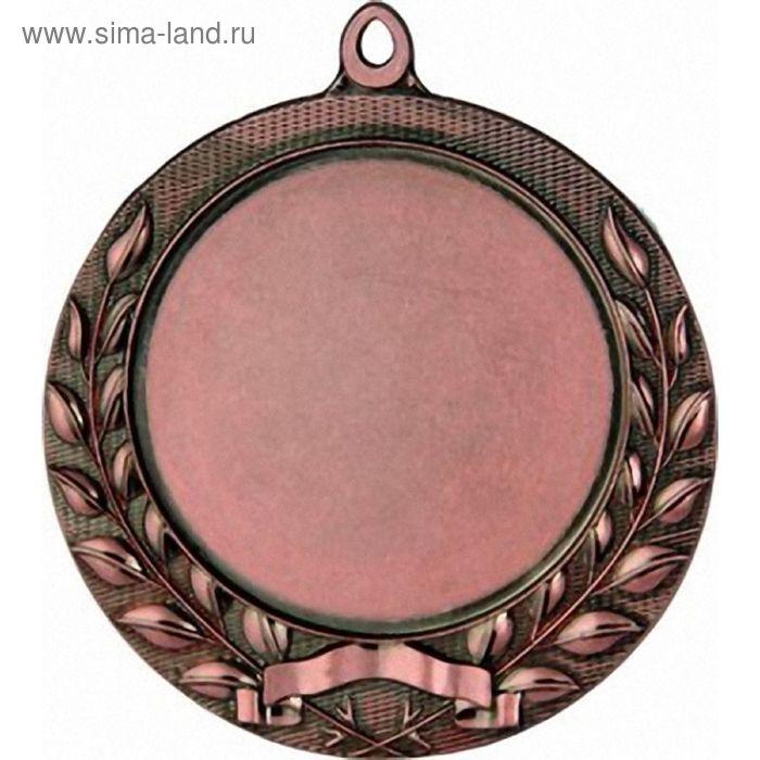 Медаль MD3070/B, d=70 мм, место под эмблему 50 мм
