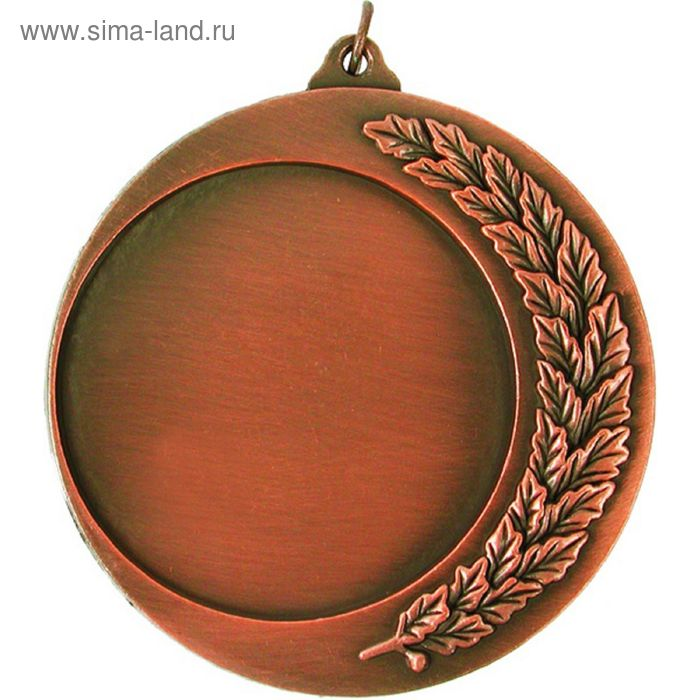 Медаль MD42/B, d=70 мм, место под эмблему 50 мм