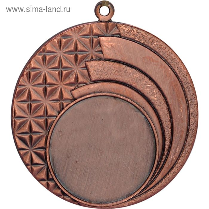 Медаль MMC9045/B, d=45 мм, место под эмблему 25 мм