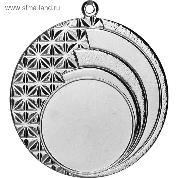 Медаль MMC9045/S, d=45 мм, место под эмблему 25 мм