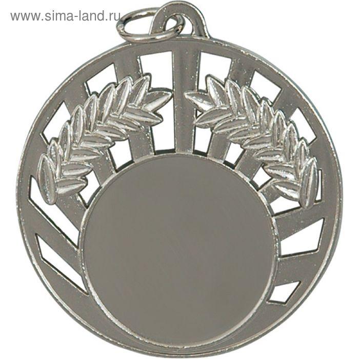 Медаль MD545/S, d=45 мм, место под эмблему 25 мм