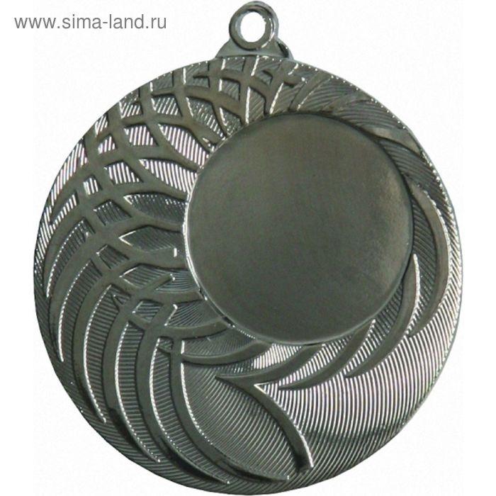 Медаль MMC9050/S, d=50 мм, место под эмблему 25 мм