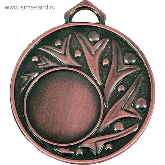 Медаль MD88/B, d=50 мм, место под эмблему 25 мм