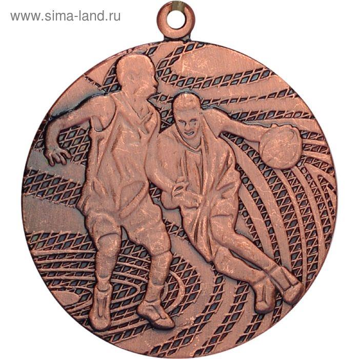 Медаль Баскетбол MMC1440/B, d=40 мм