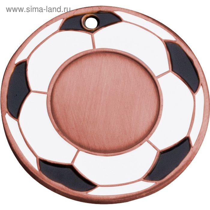 Медаль Футбол MMC5150/B, d=50 мм