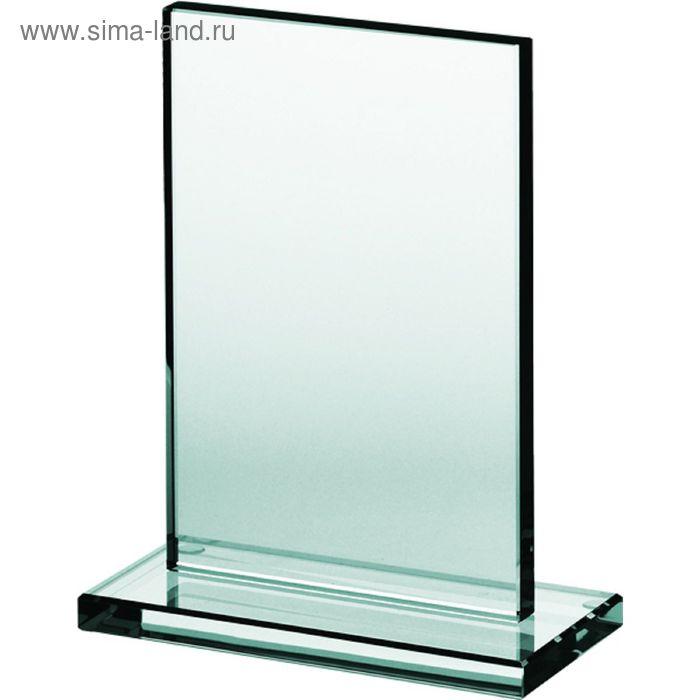 Награда стеклянная 80031/FP, 150х100х10 мм