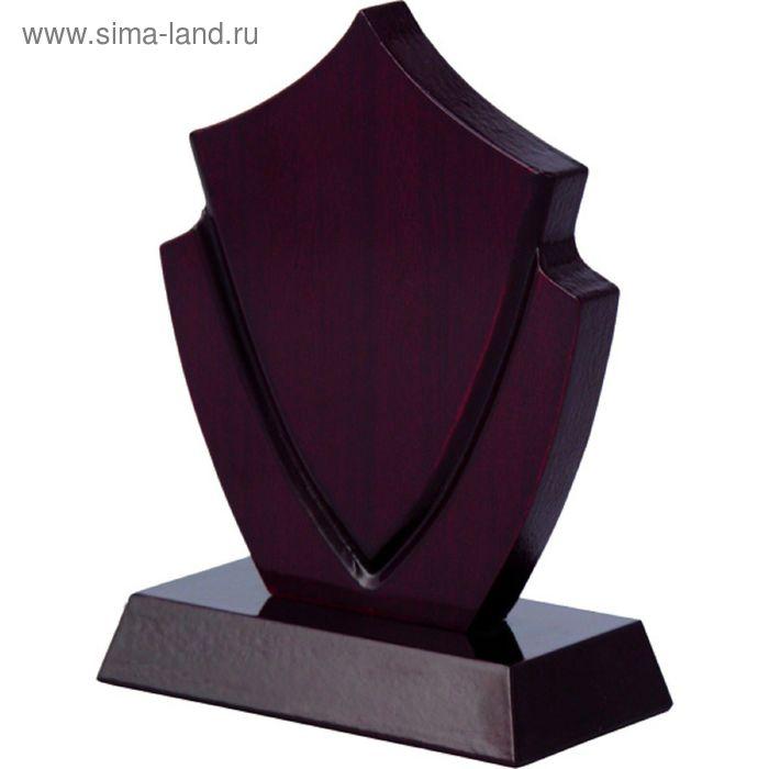 Награда деревянная 150х110х60 мм WTB91151