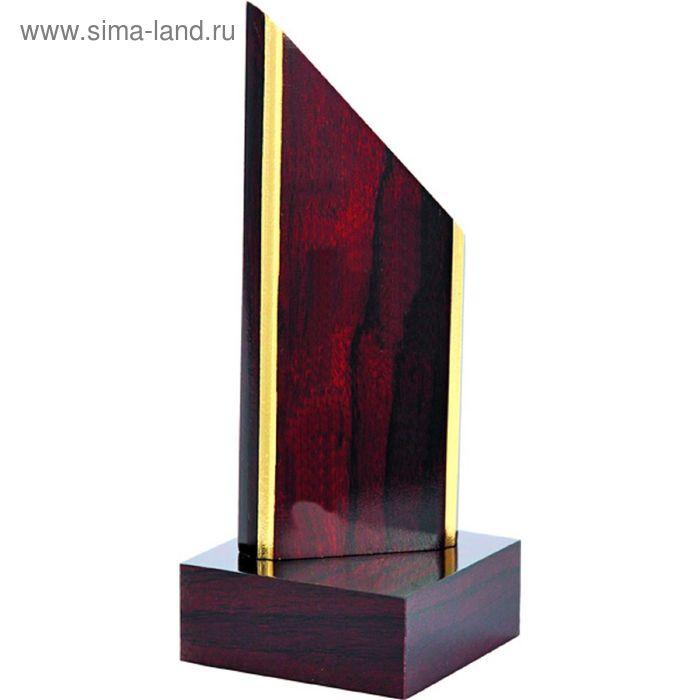 Награда деревянная h=230 мм TROF1A