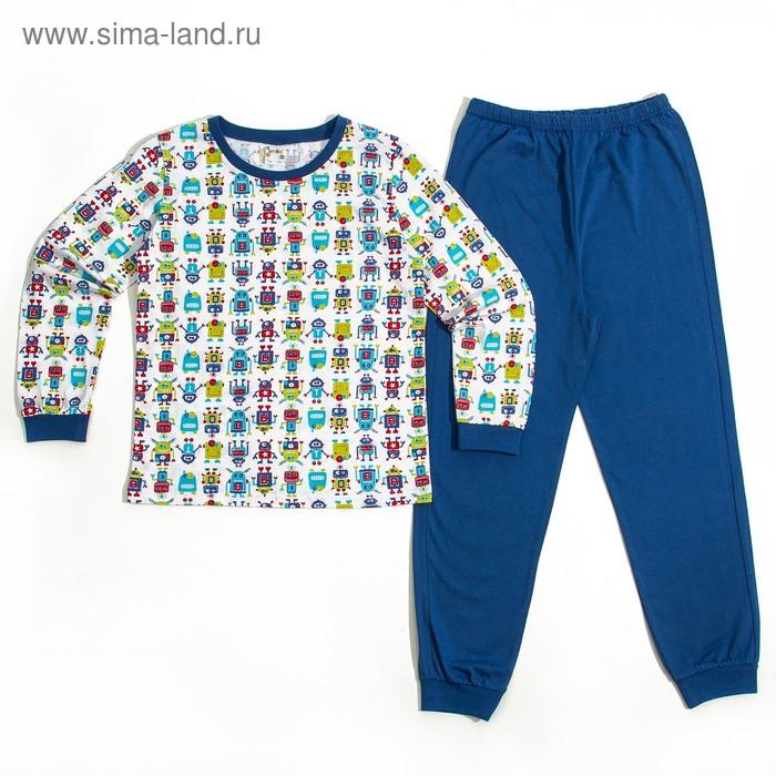 Пижама для мальчика AZ- 301, рост 98-104 (3 года), цвета МИКС