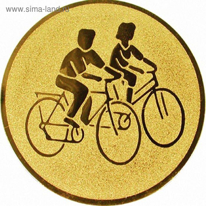 Жетон Велоспорт d=50 мм, A100