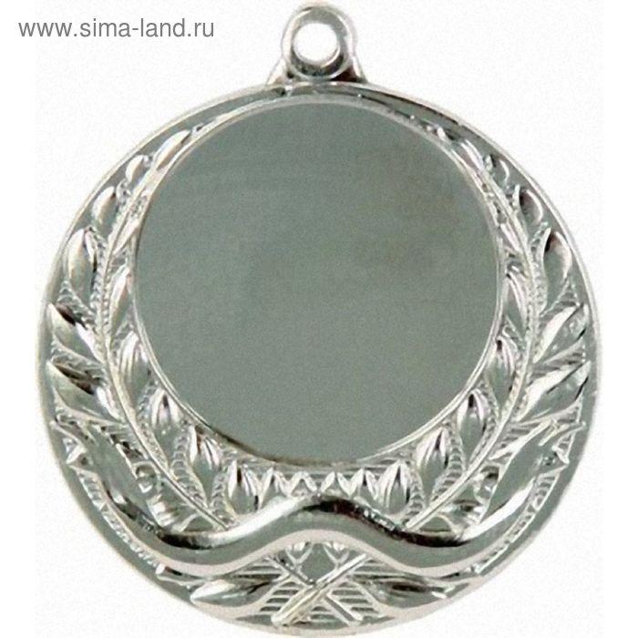 Медаль MMC3040/S, d=40 мм, место под эмблему 25 мм