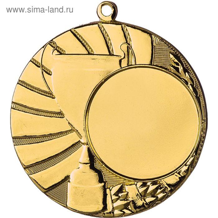 Медаль MMC4045/G, d=45 мм, место под эмблему 25 мм