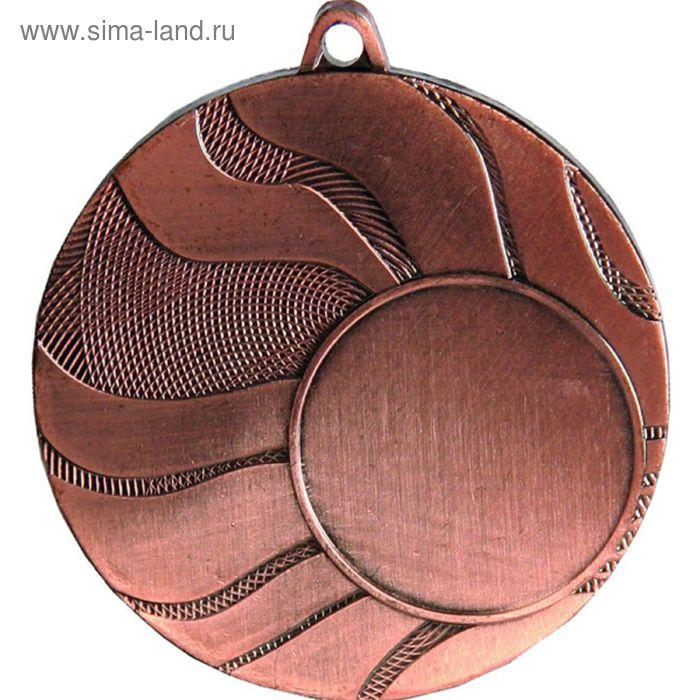 Медаль MMC4250/B, d=50 мм, место под эмблему 25 мм