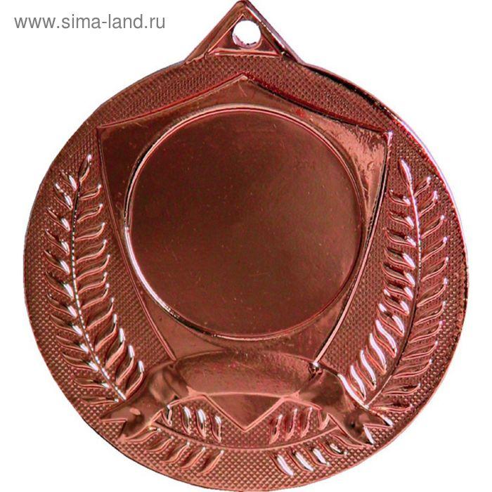 Медаль MMC4350/B, d=50 мм, место под эмблему 25 мм