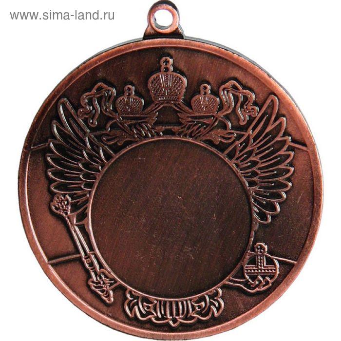 Медаль MMC4650/B, d=50 мм, место под эмблему 25 мм