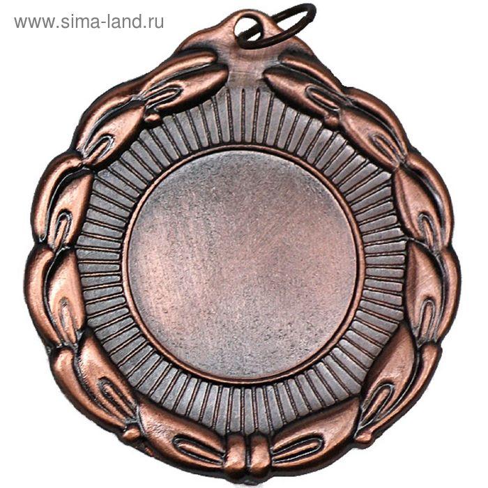Медаль MD001-50/B, d=50 мм, место под эмблему 25 мм