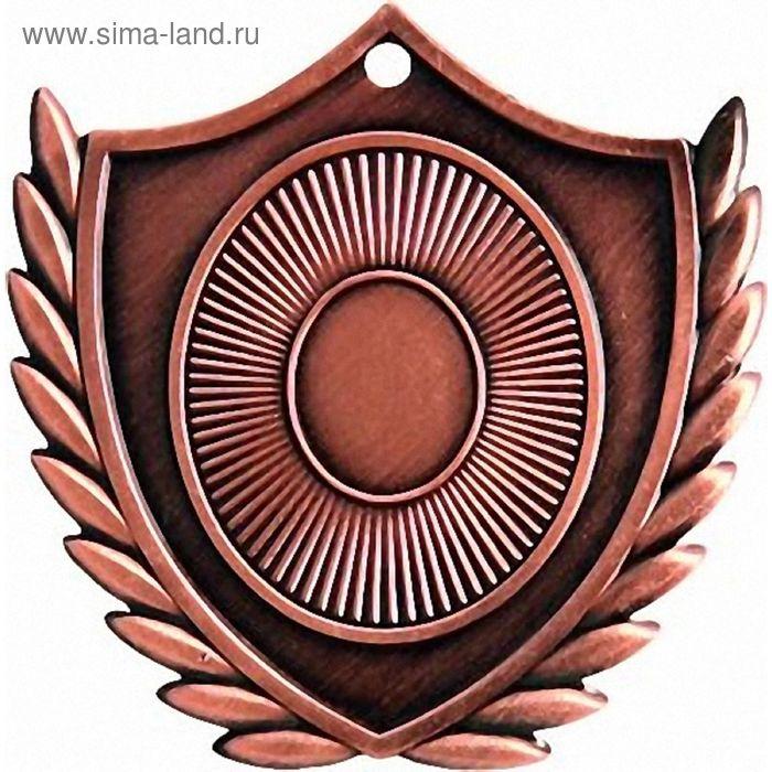 Медаль MMC13050/B, d=50 мм, место под эмблему 25 мм