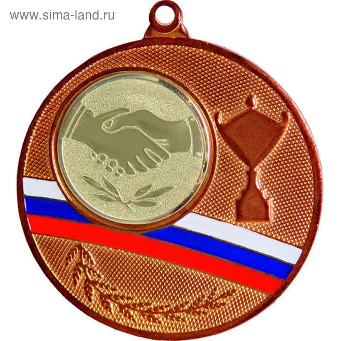 Медаль MMC1550/B, d=50 мм, место под эмблему 25 мм