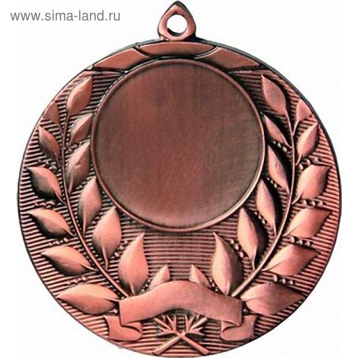 Медаль MMC1750/B, d=50 мм, место под эмблему 25 мм