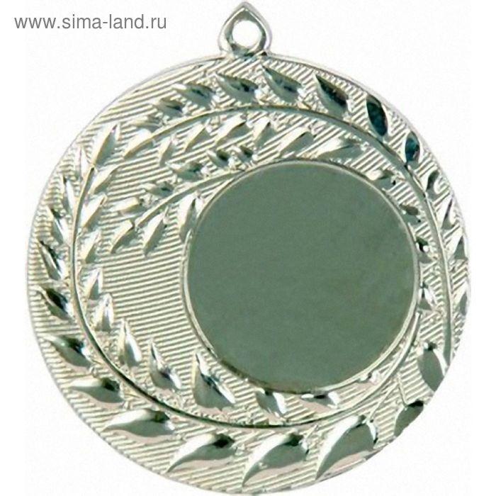 Медаль MMC1850/S, d=50 мм, место под эмблему 25 мм