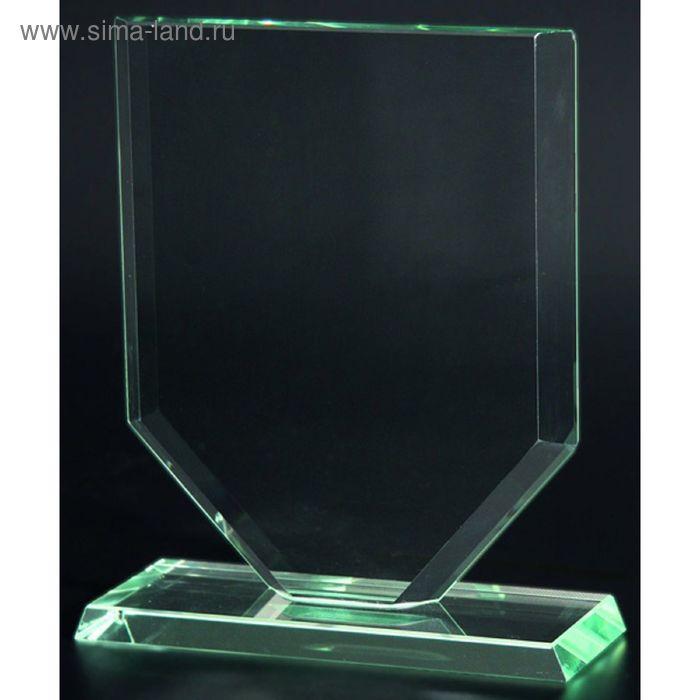 Награда стеклянная 210*210 мм, M57B/FP