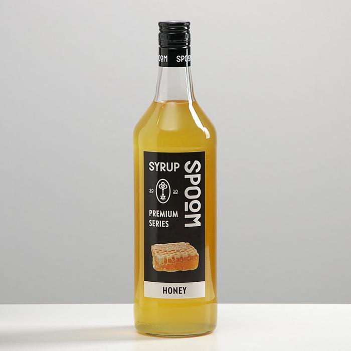 Сироп Spoom Мёд, 1 л