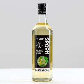 Сироп Spoom Мохито-ментол, 1 л