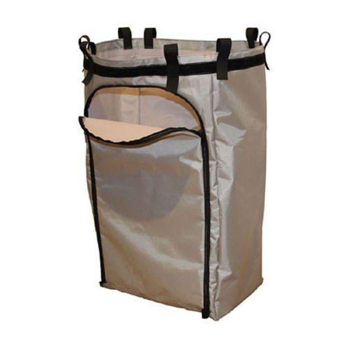 Мешок - накопитель для мусора 120 л с замком