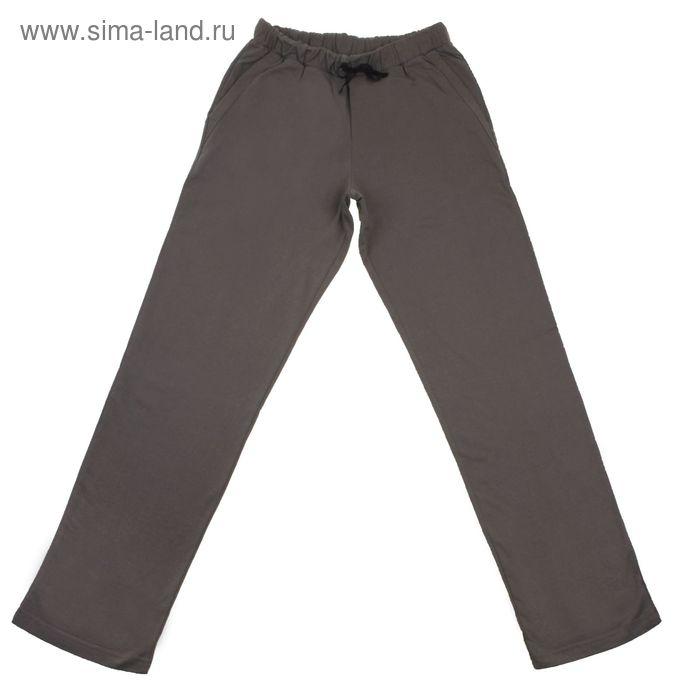 Брюки мужские 03М015 серый, р-р 56