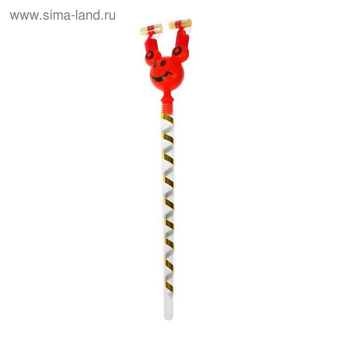 """Карнавальный язычок """"Смайл"""", цвета МИКС"""