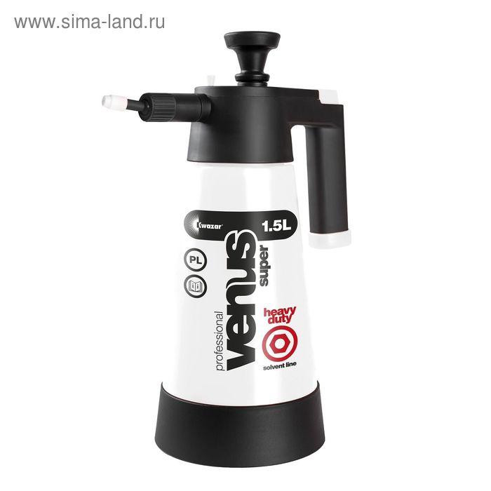 Опрыскиватель помповый VENUS PRO+ HD SOLVENT 1,5 л (для растворителей)