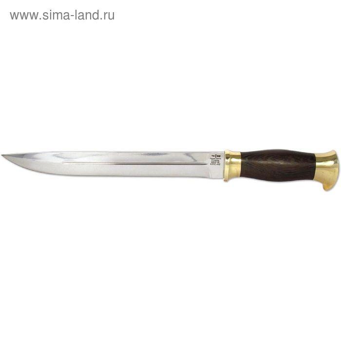 Нож нескладной кованая сталь КАЗАЧИЙ (1870)к, рукоять-венге, сталь 95х18