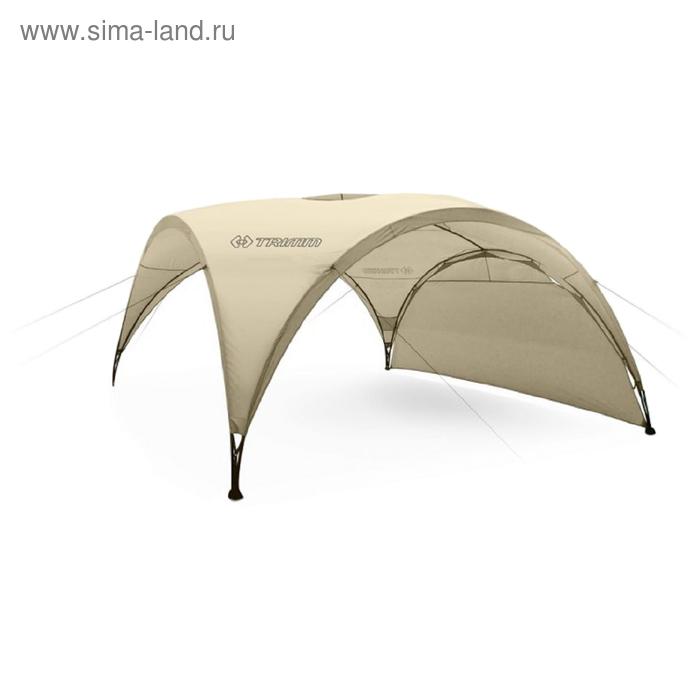 Палатка-шатер Trimm Shelters PARTY, песочная, (450х450)/228 см