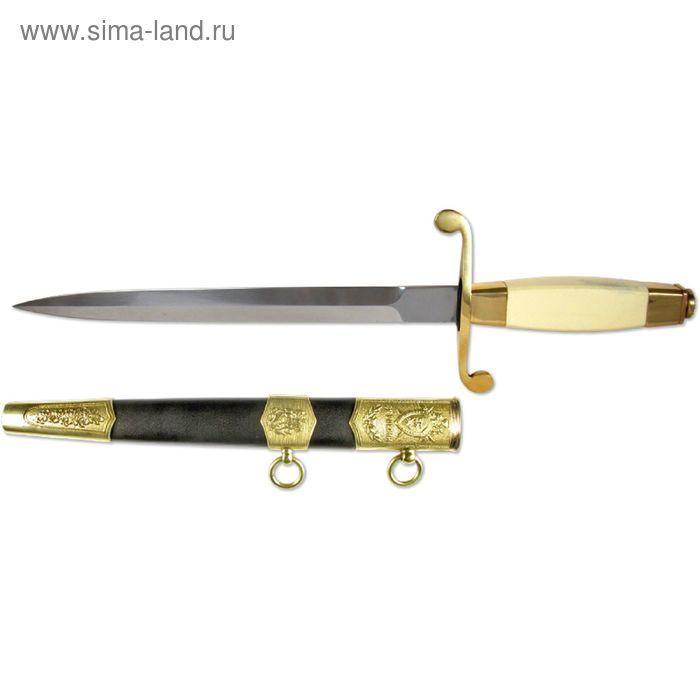 Сувенирный Кортик СК, рукоять-сталь/хром, сталь 65х13