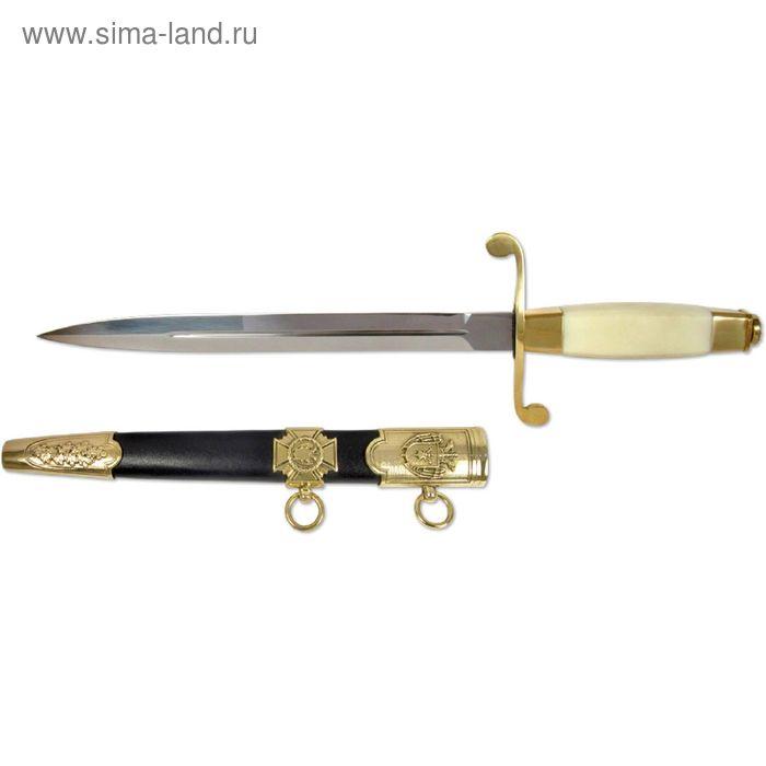 Сувенирный Кортик ФСО, рукоять-сталь/хром, сталь 65х13