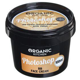 BB крем-преображение для лица Organic Kitchen Photoshop