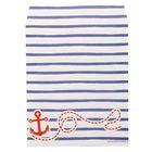 Пакетик подарочный «Морской», 13 × 16 см