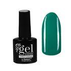 Лак для ногтей с эффектом гелевого покрытия 10мл 2737-24 ярко-зеленый