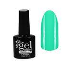 Лак для ногтей с эффектом гелевого покрытия 10мл 2737-20 светло-зеленый