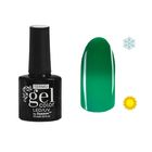 "Гель-лак для ногтей ""Термо"", 10мл, LED/UV, цвет А2-018 зелёный"
