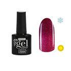 """Гель-лак для ногтей """"Термо"""", с блёстками, 10мл, LED/UV, цвет А2-063 бордово-розовый"""