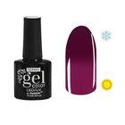 """Гель-лак для ногтей """"Термо"""", 10мл, LED/UV, цвет 072А1 фуксия"""