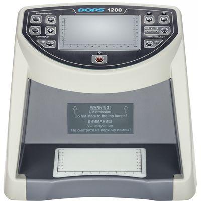 Детектор банкнот DORS 1200 M1, просмотровый, универсальный, гарантия СЦ – 1 год