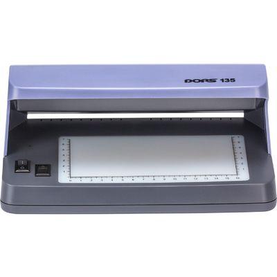 Детектор банкнот DORS 135, просмотровый, ультрафиолетовый, гарантия СЦ – 1 год