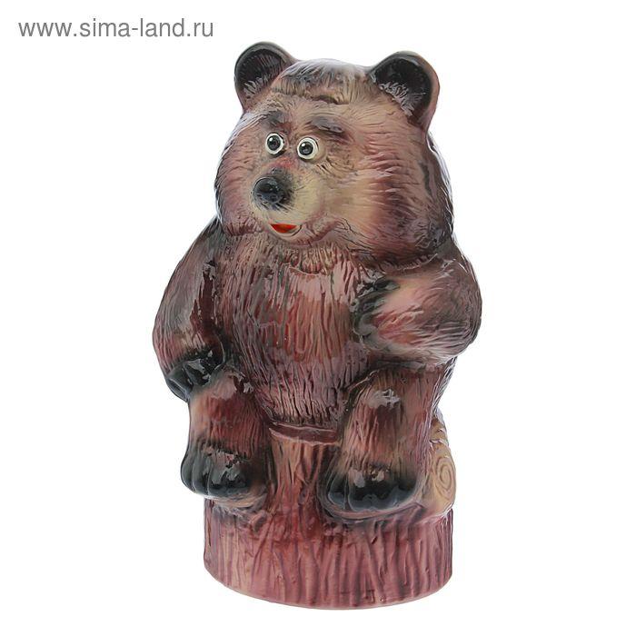 """Садовая фигура """"Медведь"""" большой"""