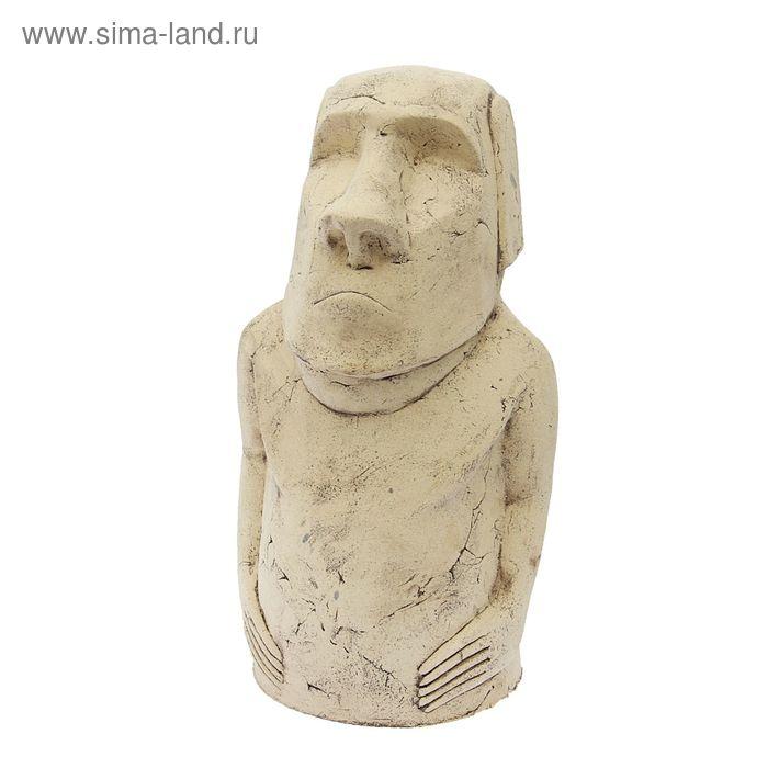 """Садовая фигура """"Истукан"""", 22 х 30 х 51 см"""