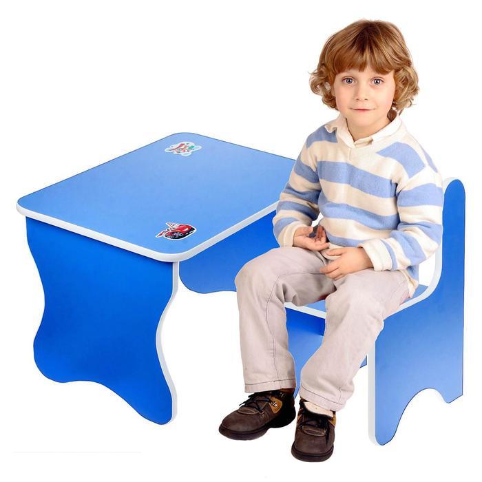 """Набор мебели """"Лучший сыночек """", цвет голубой"""