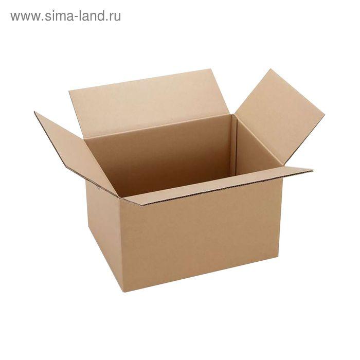 Коробка картонная 38 х 28.5 х 16.2 см