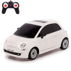 """Машина на радиоуправлении """"Fiat 500"""", масштаб 1:18, МИКС"""